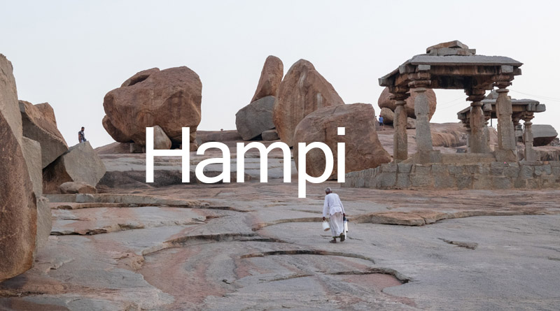 Hampi - Top 10 places to visit in South India