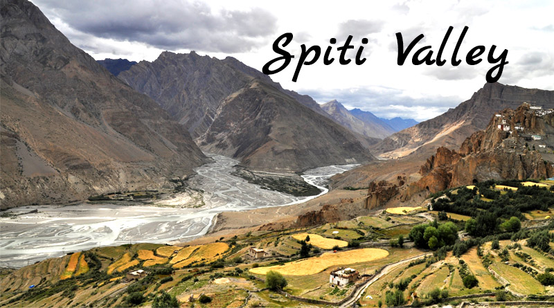 Spiti Valley - Best Places to visit in monsoon in North India