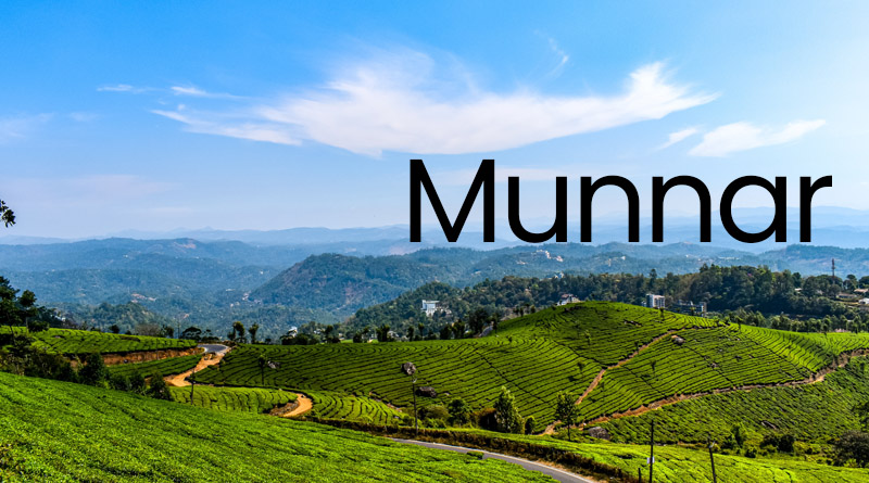 Munnar - Top places to visit in South India