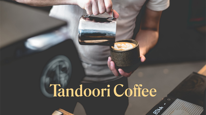 Tandoori Coffee