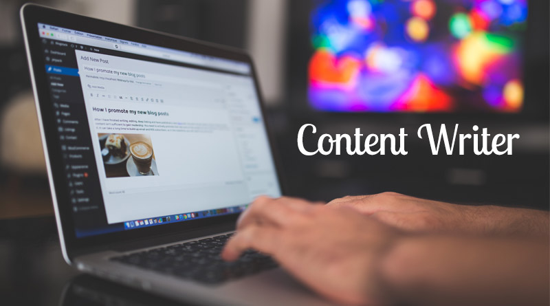 Content writer - How to earn money from social media