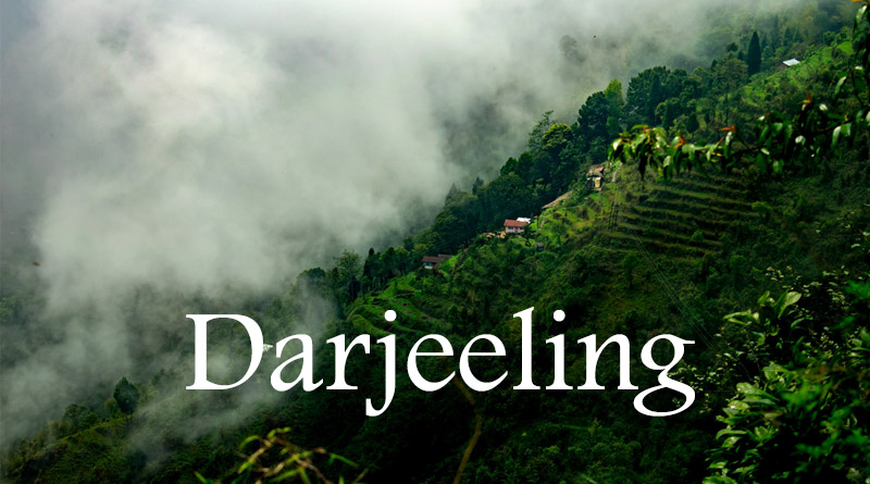 Darjeeling - Best places to enjoy nature in India
