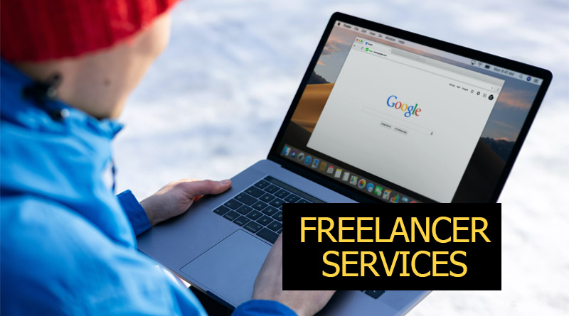 Freelancer Services - How to earn money from social media