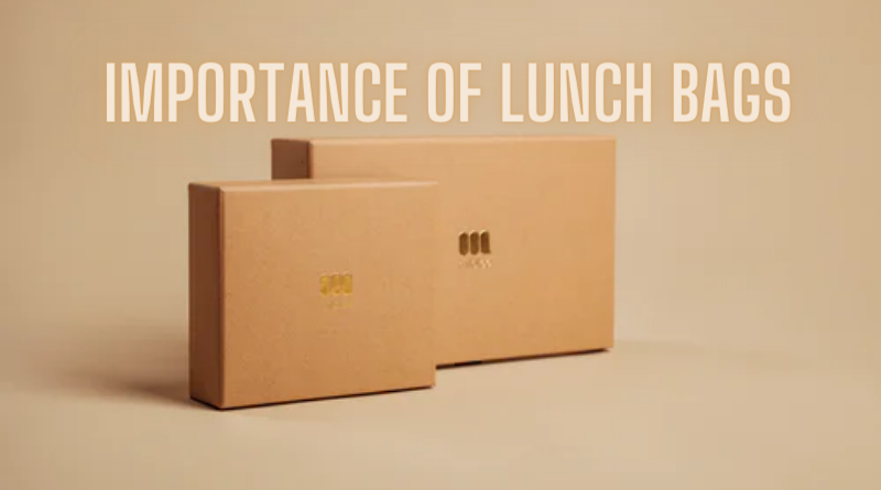 What is the Importance of Lunch Bags?