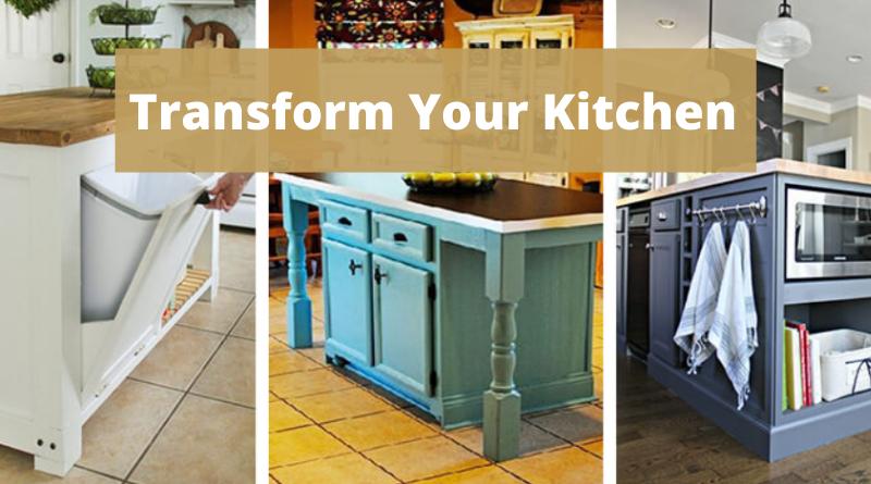 DIY Kitchen Ideas to Transform Your Kitchen