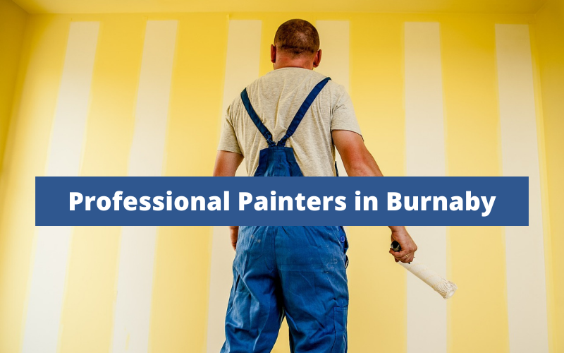 Find Professional Painters in Burnaby