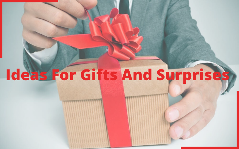 Ideas For Gifts And Surprises For The Female Colleague