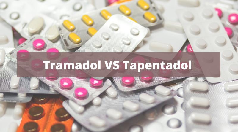 Tramadol VS Tapentadol