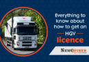 Everything to know about how to get an HGV licence